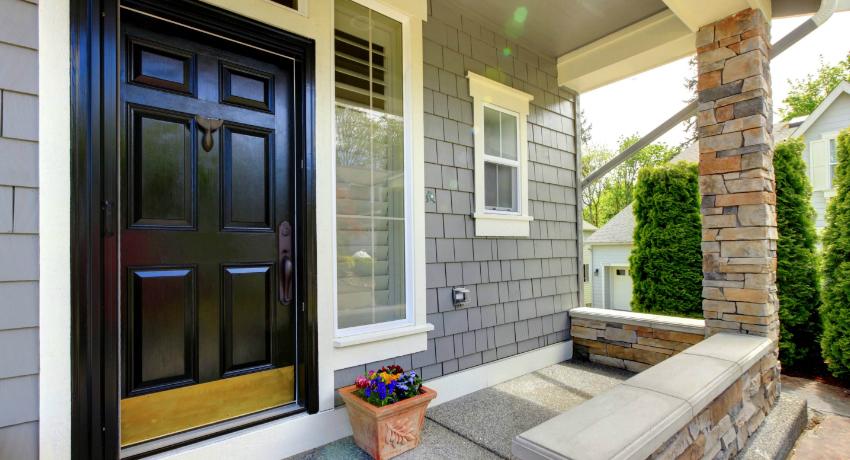 Входная дверь с терморазрывом и ее технические характеристики