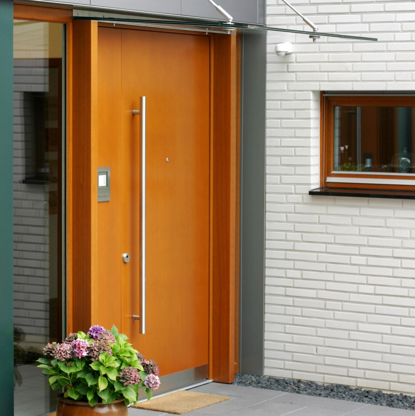 Двери с терморазрывом необходимо выбирать, исходя из климатических особенностей региона