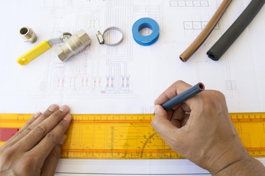 Тщательные расчеты позволят рационализировать необходимые материалы для монтажа системы водоснабжения а также избежать ошибок при работе