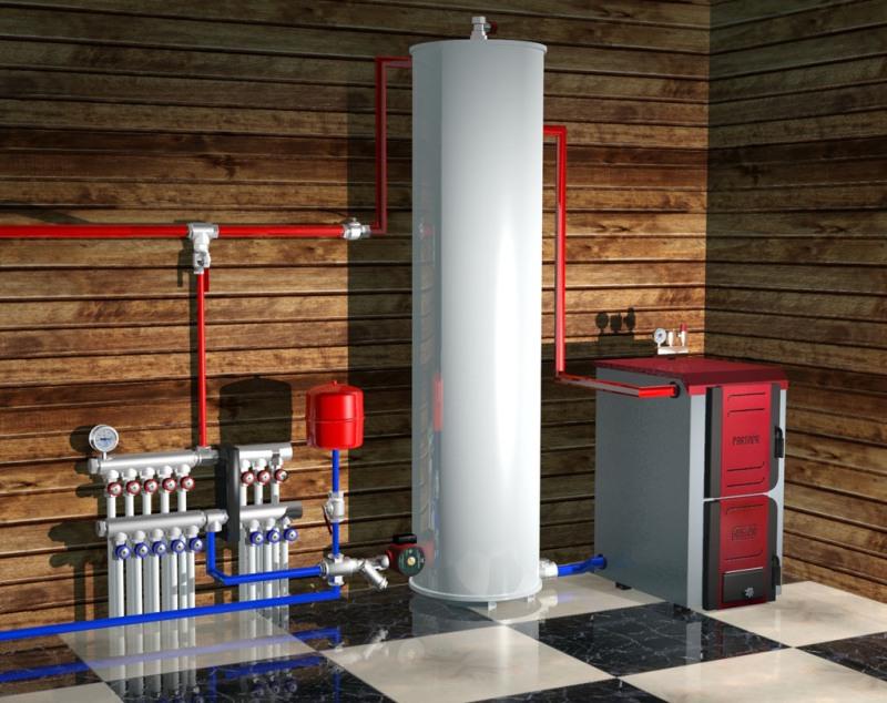 Какие трубы для отопления в частном доме