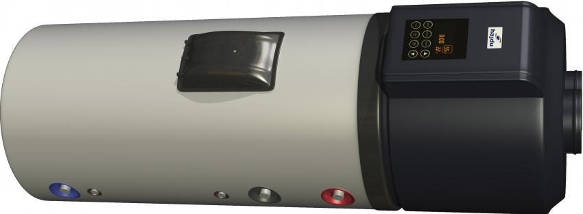 Некоторые модели бойлеров от компании Hajdu оснащены тепловым насосом для поддержания циркуляции теплоносителя
