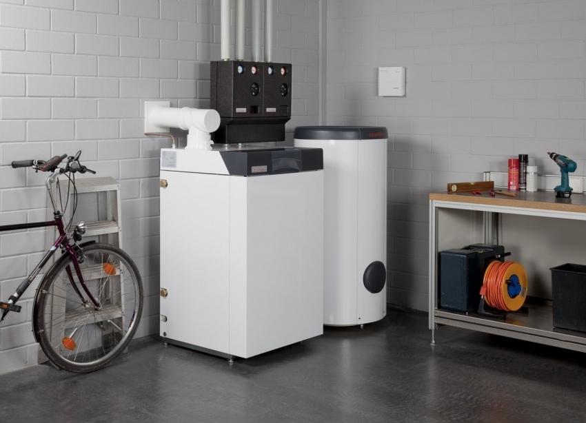 Модель бойлера DRAZICE OKC 200 NTRR можно подключить как к системе отопления, так и к электросети