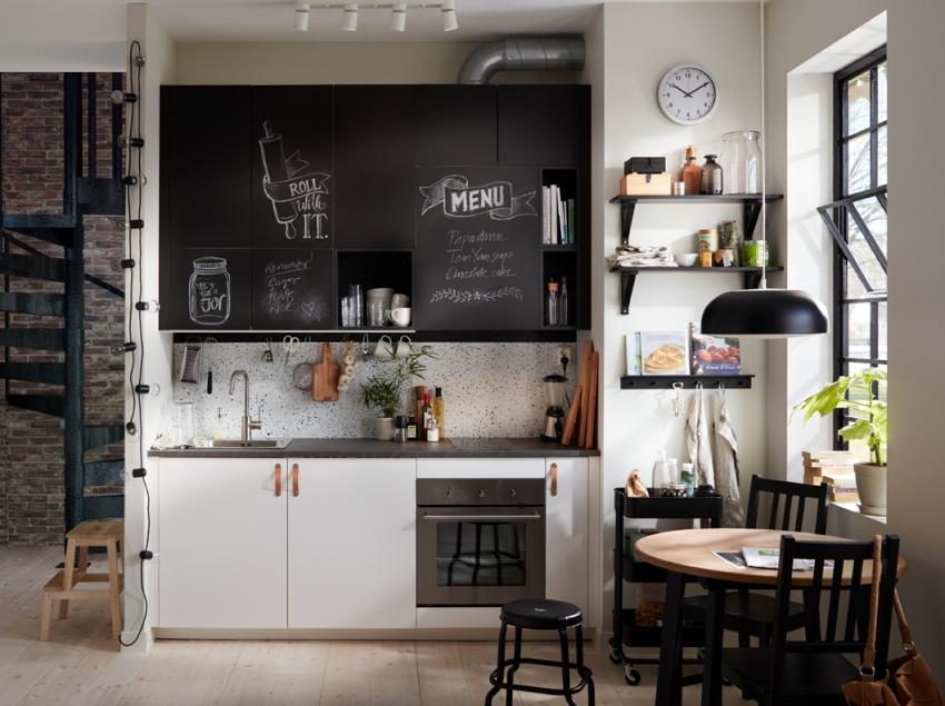 Стоит учесть, что в квартире со свободной планировкой запрещено переносить кухню в другое место, не предназначенное документацией
