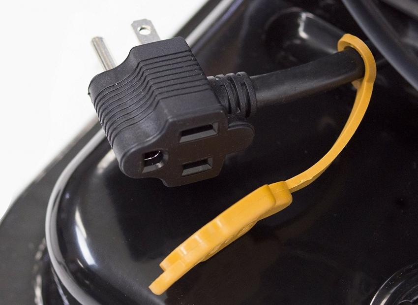 Тепловые пушки на дизельном топливе требуют подключения к электросети для функционирования встроенного вентилятора