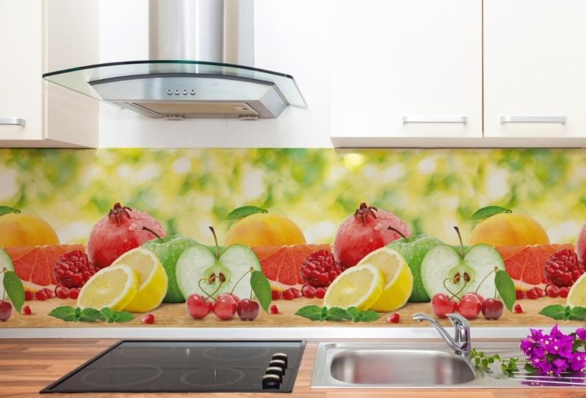 Аппетитные композиции сочных фруктов не только привлекательно выглядят, а еще и положительно влияют на настроение