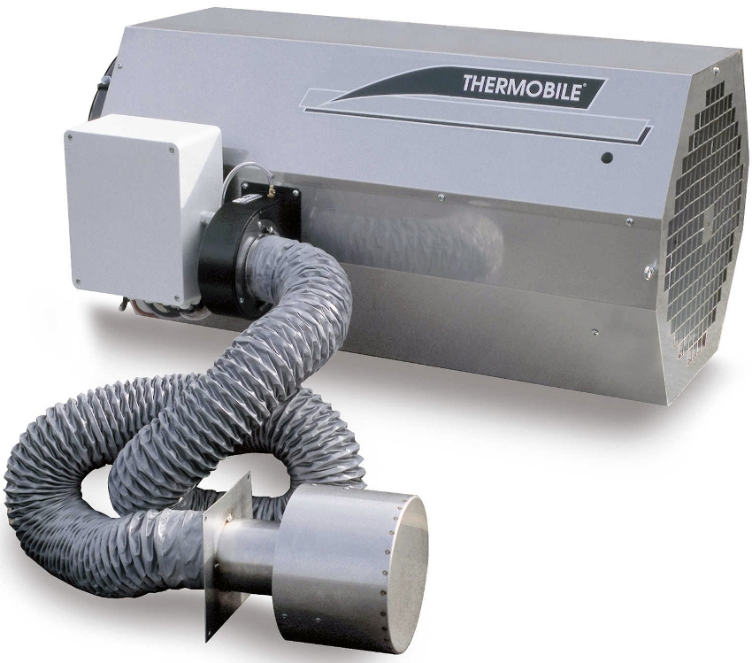 Одним из наиболее экономичных способов обогрева помещения является непосредственный подогрев воздуха помещения путем сжигания природного газа