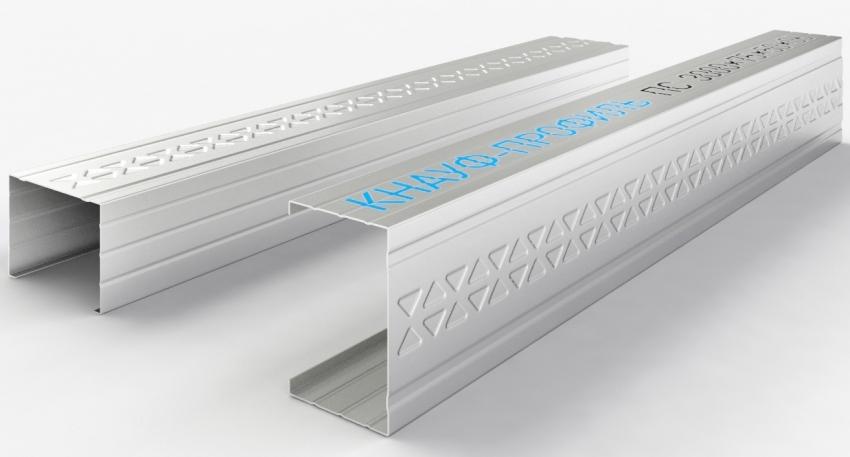 Цена профиля для гипсокартона зависит от толщины, длины и предназначения изделия