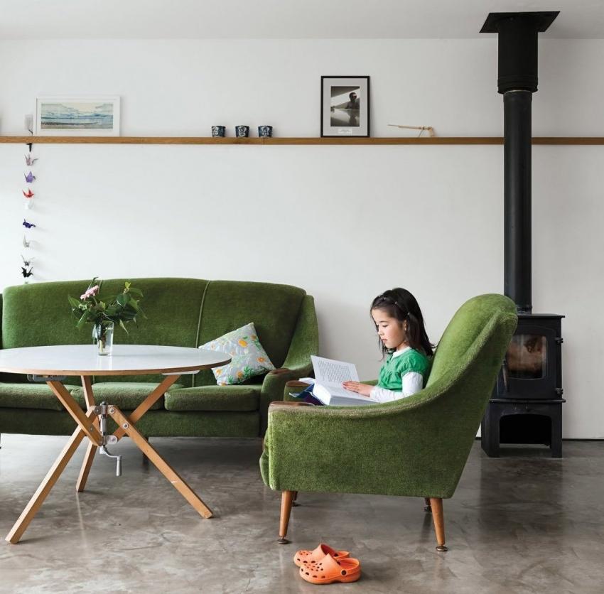 Выбор мощности и размера модели печи-камина зависит от размеров комнаты, которую предполагается обогревать