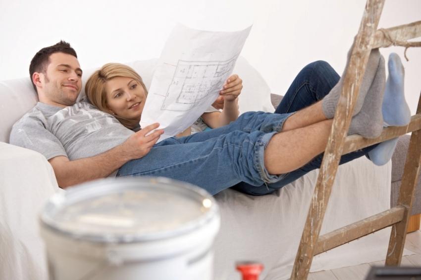 Важнейшим этапом при ремонте квартиры с нуля является планирование расположения комнат и коммуникаций