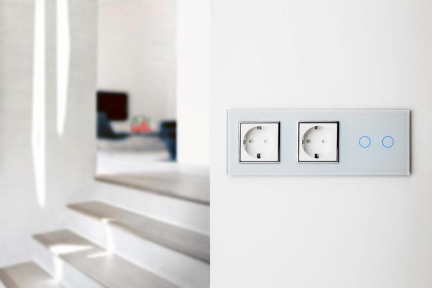 Ассортимент компании Werkel включает как обычные модели, так и розетки и выключатели новейшего поколения с сенсорным управлением