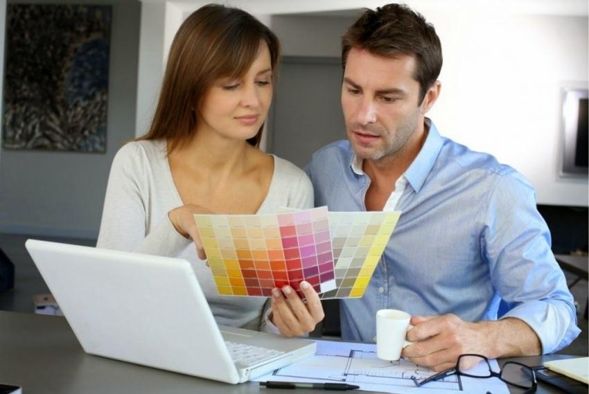 Важным моментом при выборе интерьера, является правильное сочетание цветов и оттенком отделки, мебели и декора