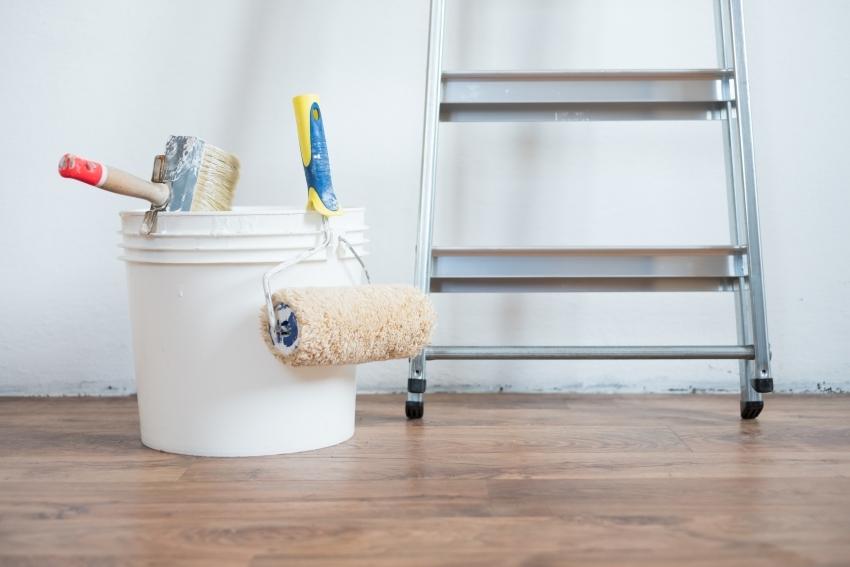 Процесс ремонта состоит из трех этапов, соблюдая которые можно качественно и быстро произвести все необходимые работы