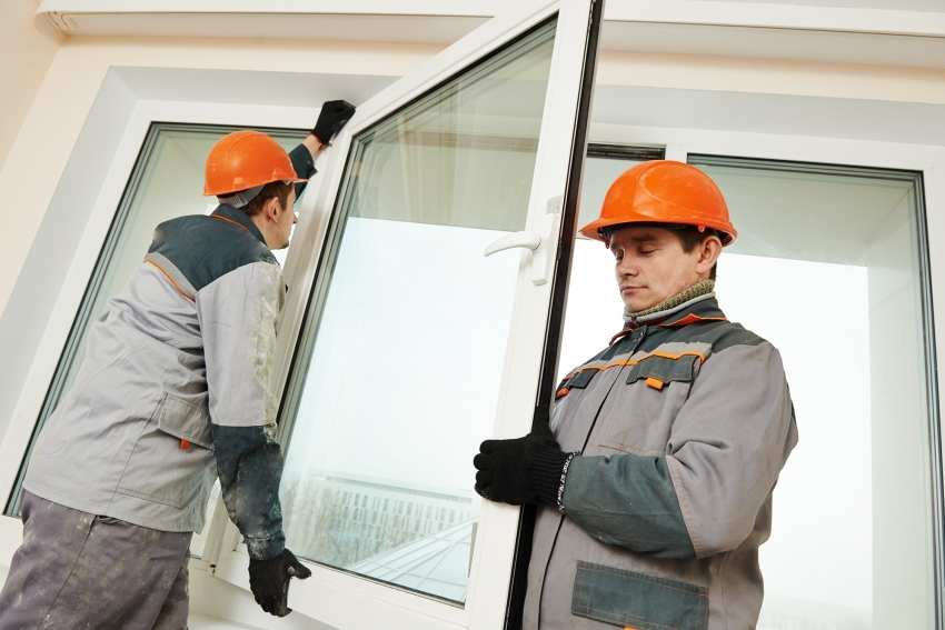 При капитальном ремонте квартиры предполагается замена оконных конструкций