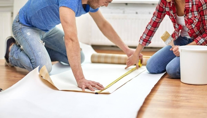 Косметический ремонт не требует значительных финансовых вложений и может быть осуществлен в короткий промежуток времени