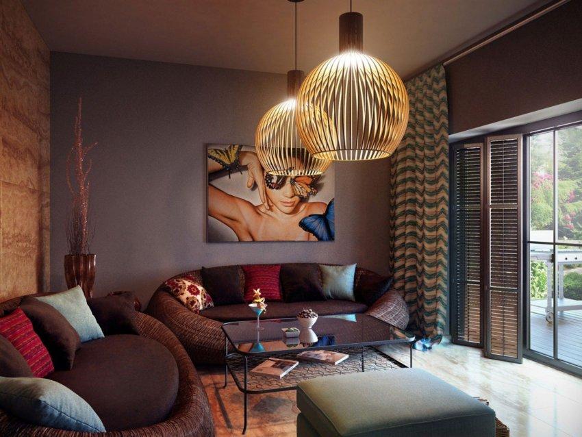 Светодиодные потолочные люстры для дома способны выдавать весь спектр световой температуры, поэтому с их помощью можно создавать комфортное освещение в любой комнате