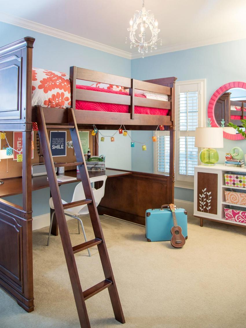 Светодиодные лампы изготавливаются из экологически чистых, природных материалов, которые не наносят организму вред, что является важным моментом при установке в детской комнате