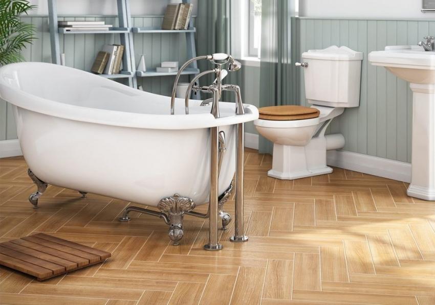Акриловые вкладыши зачастую используются для обновления поверхности чаши чугунных и стальных ванн, которые с трудом поддаются реставрации