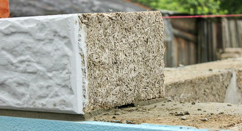 Арболитовые блоки: цена и основные характеристики