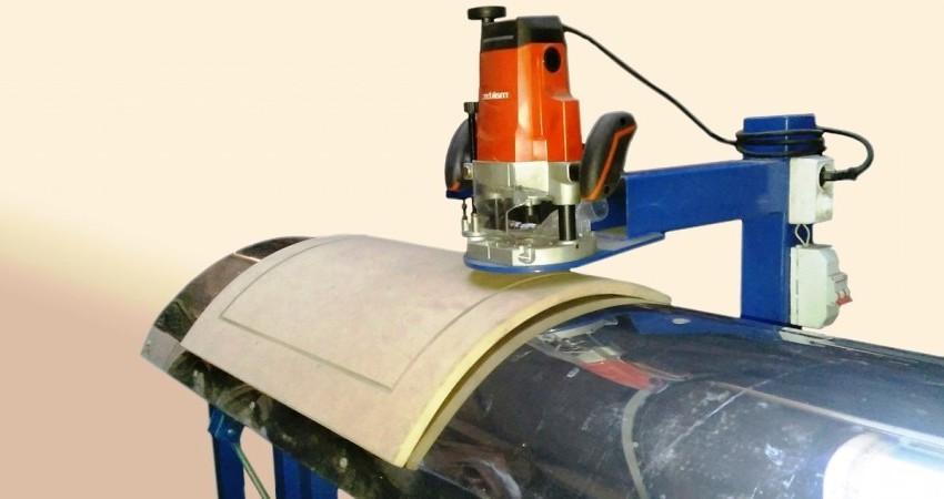 Фрезерно-копировальные станки позволяют производить детали большими тиражами, при этом обеспечивая высокую скорость обработки и изготовления каждого элемента