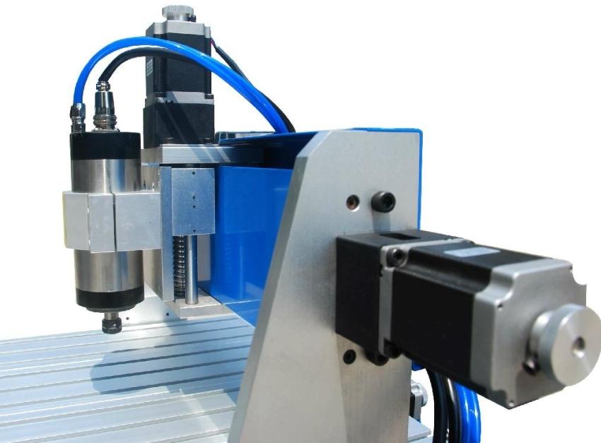 Компактные гравировально-фрезерные машины ЧПУ являются отличным бюджетным решением для малых производств