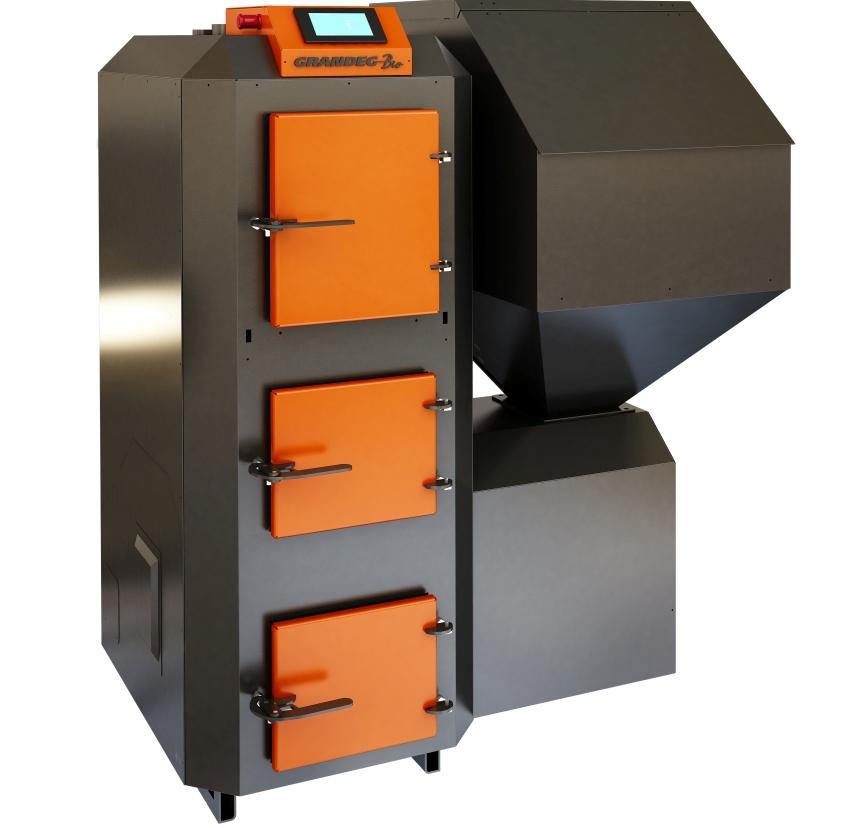 Отличительной чертой отопительных котлов Grandeg является прекрасное качество, высокий КПД, простота и надёжность конструкции