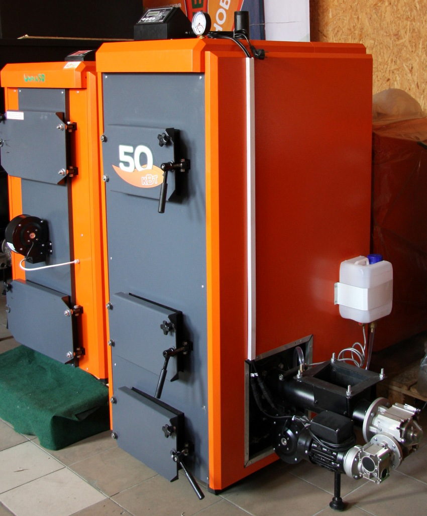 В зависимости от модели пеллетные котлы могут работать в полностью автоматическом, полуавтоматическом или механическом режиме