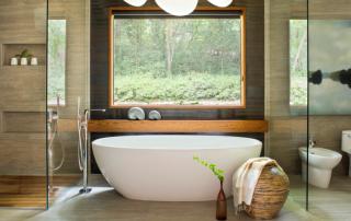 Стандартные ванны: размеры и конфигурации сантехнических изделий