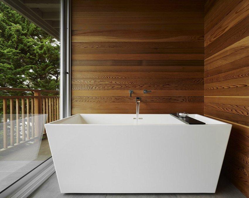 Ванны из акрила сочетают прочность и способность сохранять тепло, при этом они очень легкие по весу