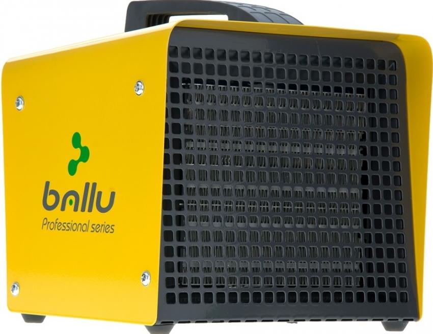Ballu BKX 7 оснащена металлокерамическим нагревательным элементом и имеет мощность 5 кВт