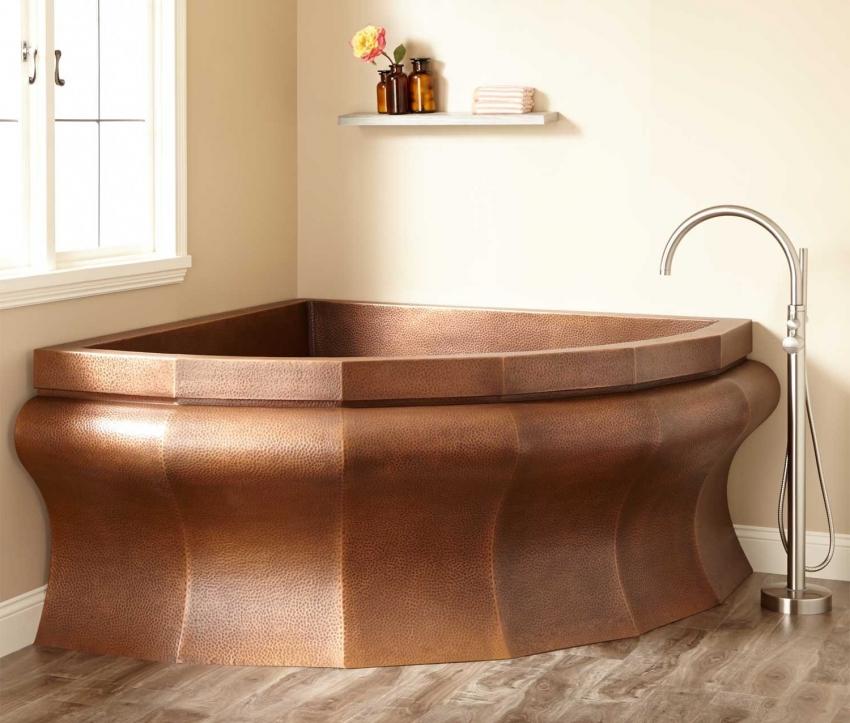 Чугунные ванны довольно тяжелые, что важно учитывать при заказе и транспортировке