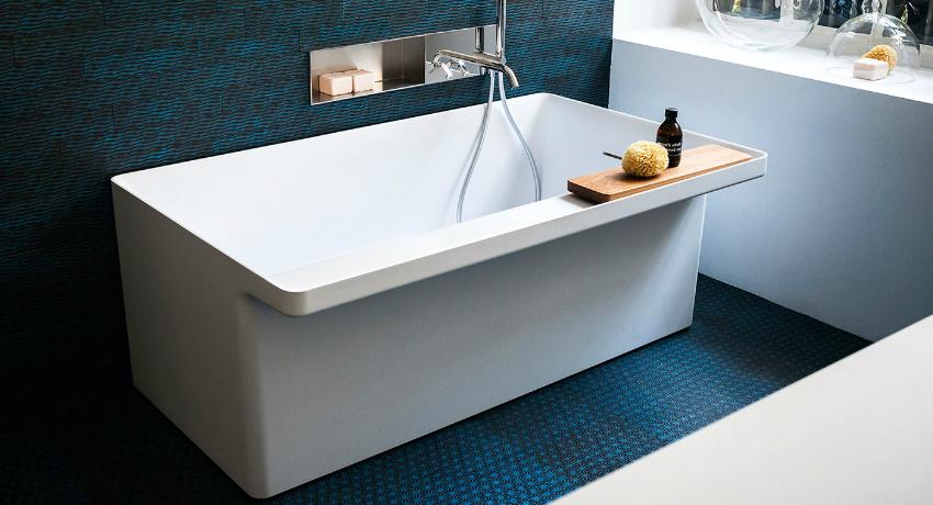 Ванны для ванной комнаты: разновидности, характеристики и фото