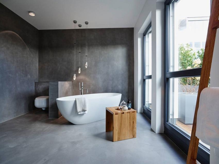 Акриловые ванны довольно просты в установке, поскольку имеют складную конструкцию, состоящую из чаши, постамента и экрана