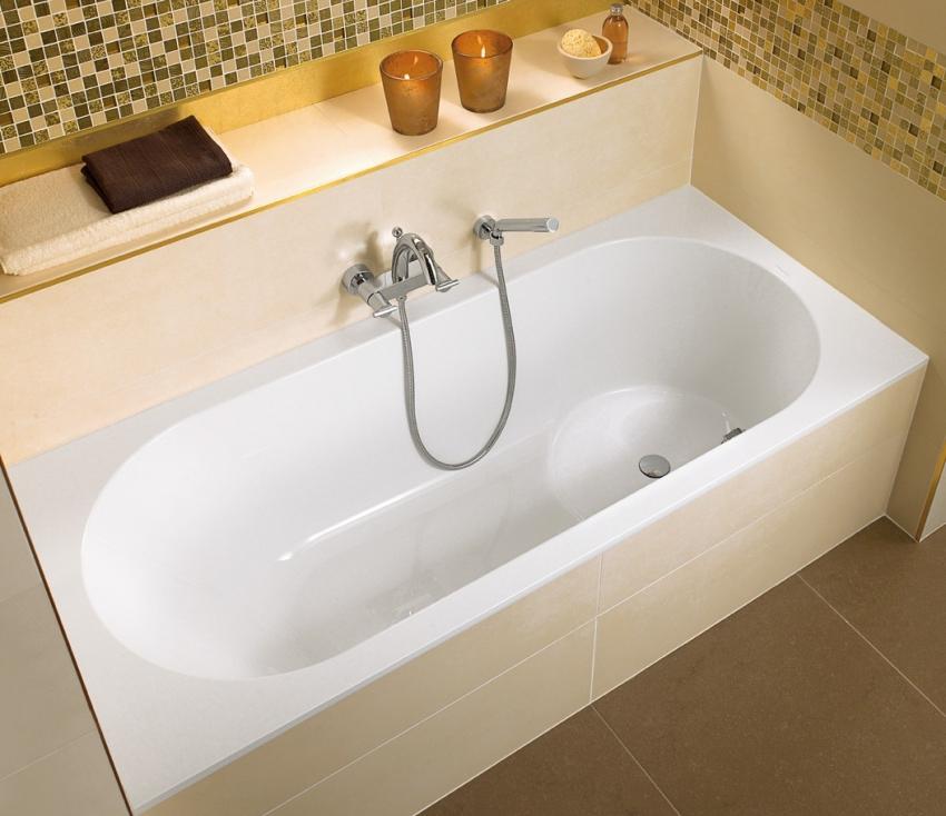 Выбирать ванную необходимо с учётом физических параметров пользователей