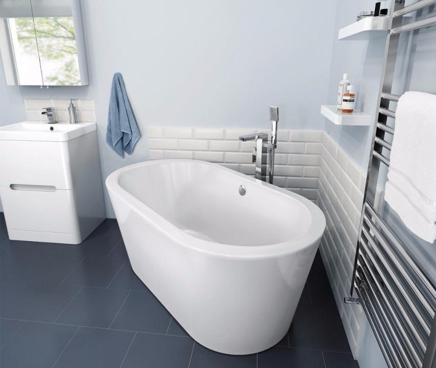 Пи покупке ванны стоит поинтересоватся длительностью гарантийного обслуживания