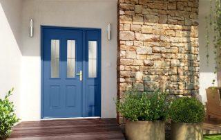 Входная дверь: размеры, характеристики и особенности подбора конструкции