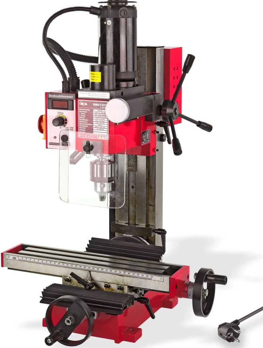 Универсальный фрезерный станок предназначен для выполнения металлообрабатывающих работ цилиндрическими, торцевыми, концевыми, фасонными и другими фрезами, а также сверлами