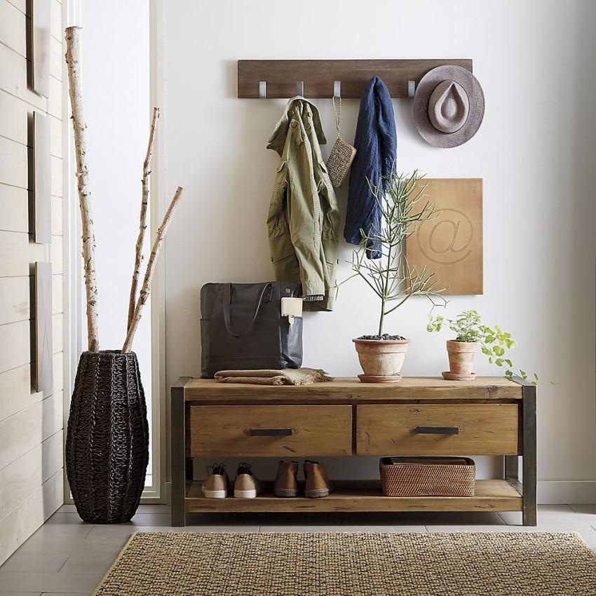 В оформлении дизайна прихожей используются всевозможные стили, благодаря которым можно создать атмосферу комфорта и уюта