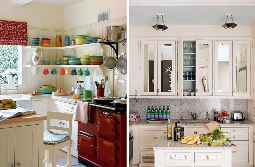 Использование различных видов стеновых панелей в отделке кухни