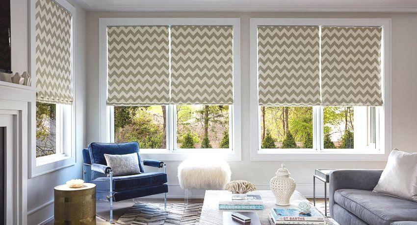 Рулонные жалюзи на окна: стоимость, фото различных вариантов изделия