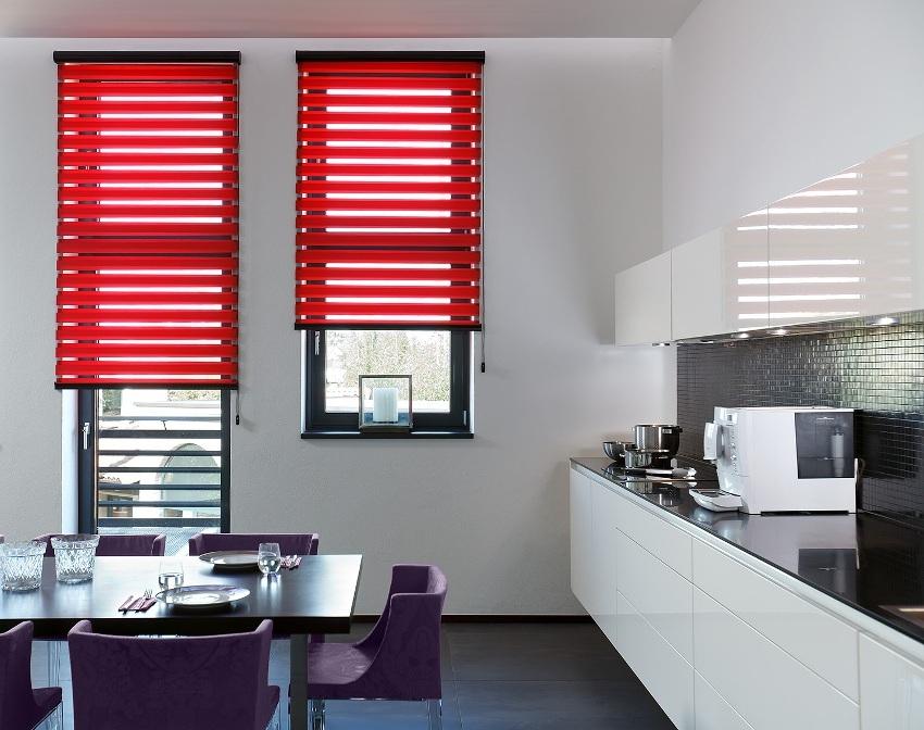 Жалюзи плиссе — современный, практичный, наиболее эстетичный и аккуратный способ декора окна, защиты от прямых солнечных лучей и посторонних глаз