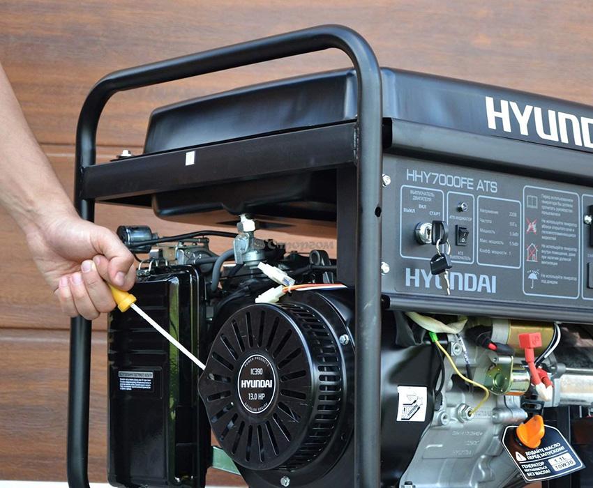 Лучше не экономить на генераторе, если необходимо обеспечить электроэнергией большую жилплощадь