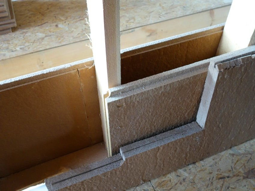 Использование такого изоляционного материала, как ДВП с мягкой структурой безопасно даже для людей склонных к аллергии