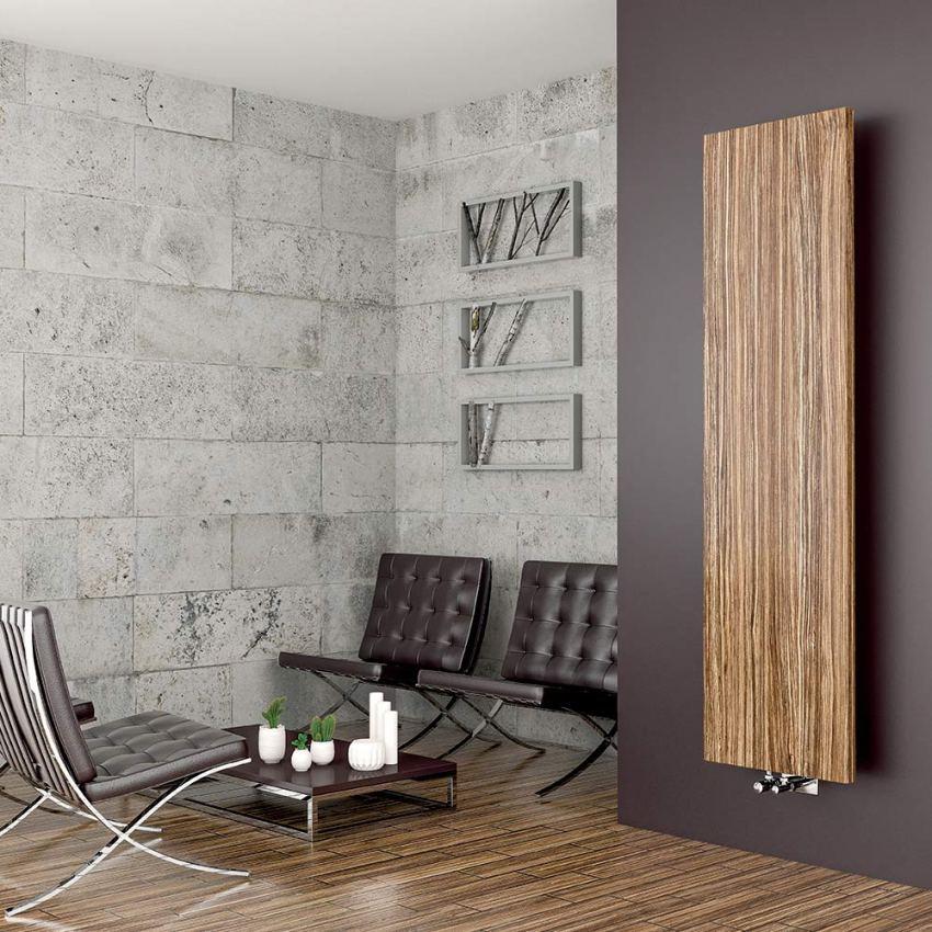 Вертикальные радиаторы могут изготовляться в виде секций и монолитом, фиксированным размером и под заказ
