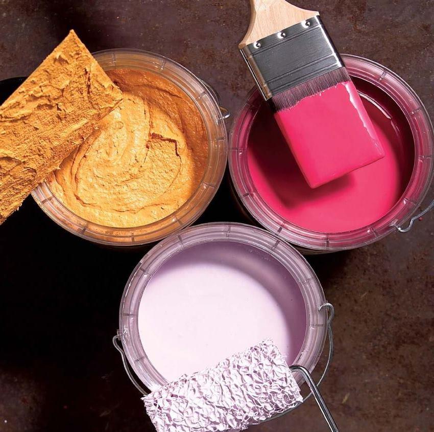 Перед выбором покрытия для стен в ванной стоит изучить виды красящих составов их характеристики и свойства