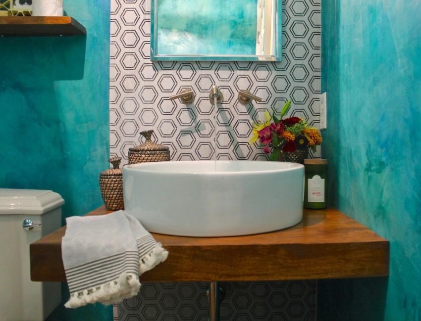 Водоэмульсионные красящие составы пользуются большой популярностью у потребителей при отделке стен