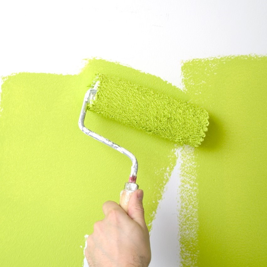 Поверхности под покрытие алкидной краской нуждаются в предварительной подготовке