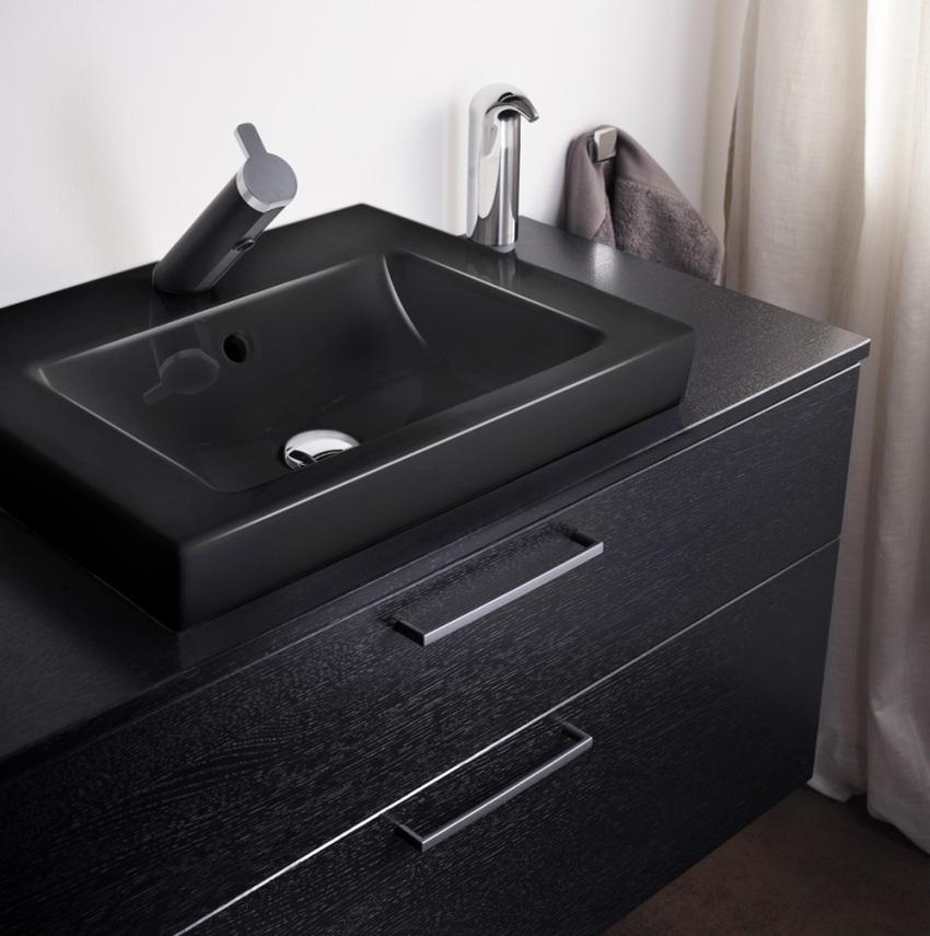 Тумба с раковиной EDELFORM – удобная мебель для ванной комнаты, которая воплощает в себе стильный дизайн и отличное качество