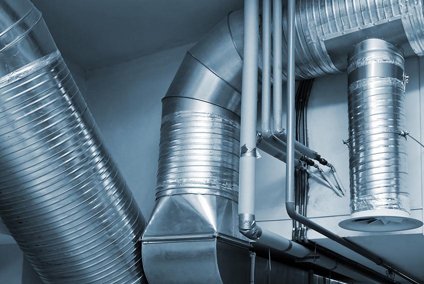 Перед покупкой всех частей вентиляции необходимо рассчитать площади по формулам, для экономии своих средств
