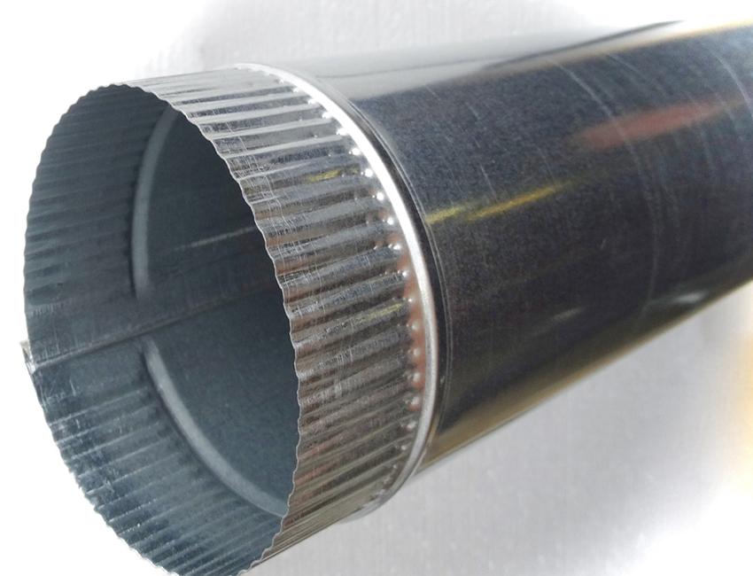 Вентиляционная труба - один из элементов системы вентиляции