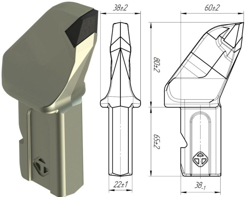 Радиальные приспособления монтируют под углом, который равен 90° к плоскостям обрабатываемых деталей